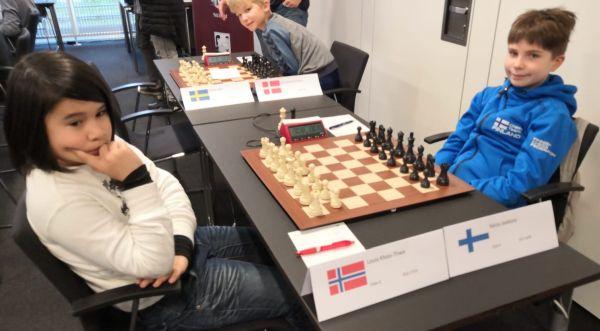 Niklas Jaakkola voitti 2. kierroksella mustilla hieman ylemmäksi rankatun pelaajan