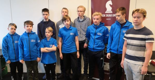 Suomen PM-kisan pelaajat
